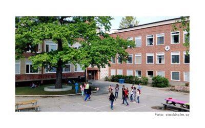 Blackebergsskolan F-6, Bromma