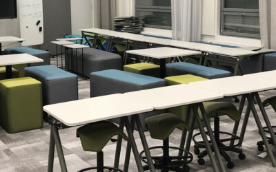 242 st ActiveS – elevbord till den nya Kinnari skola i Järvenpää i Finland